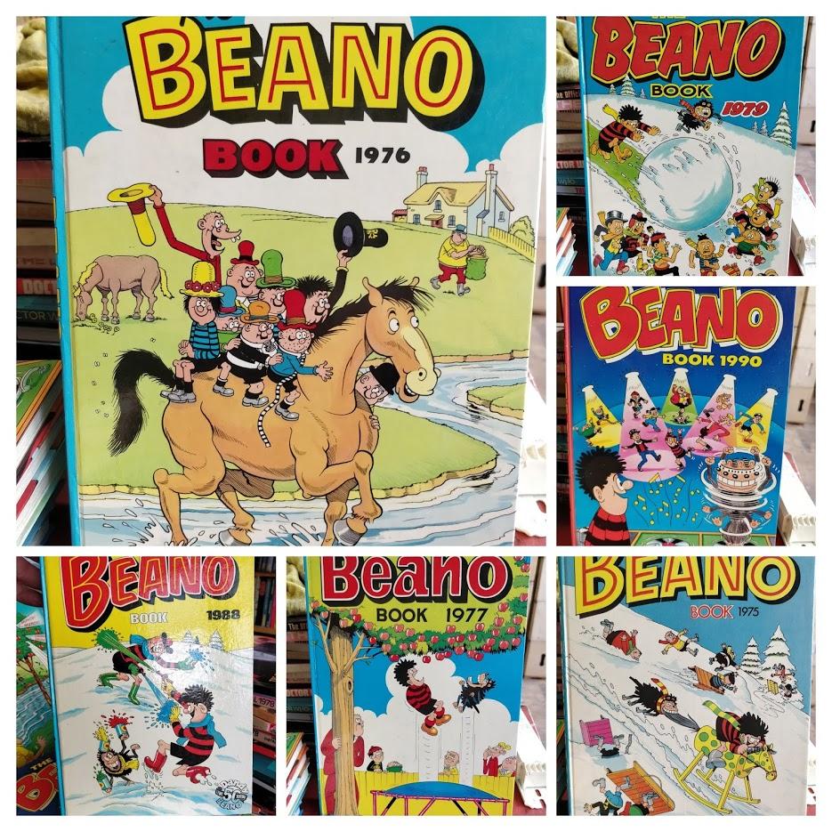 Beano 1976-COLLAGE