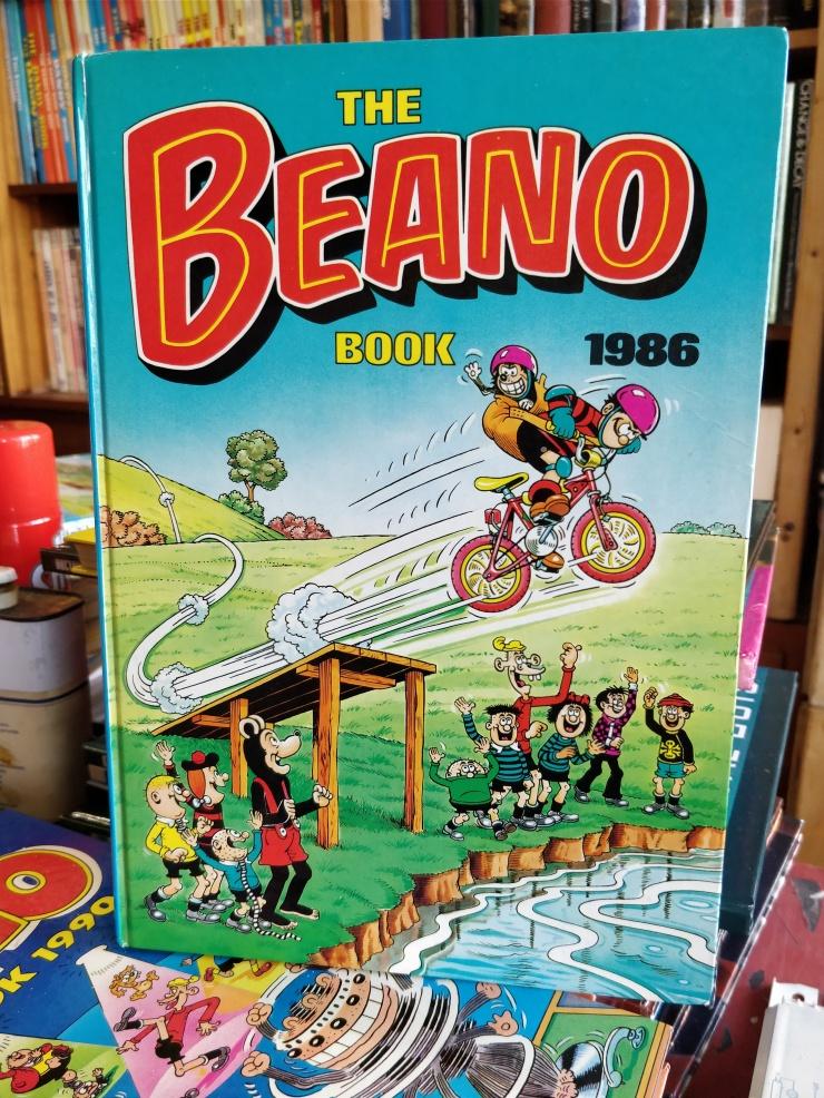 Beano 1986