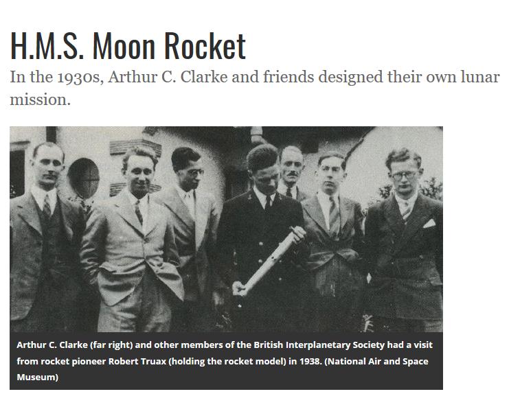 HMS Moon Rocket