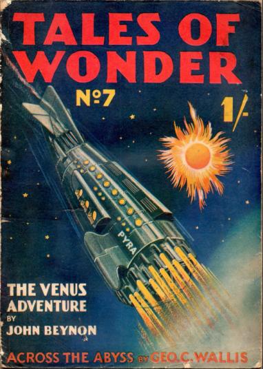 Tales of Wonder #7