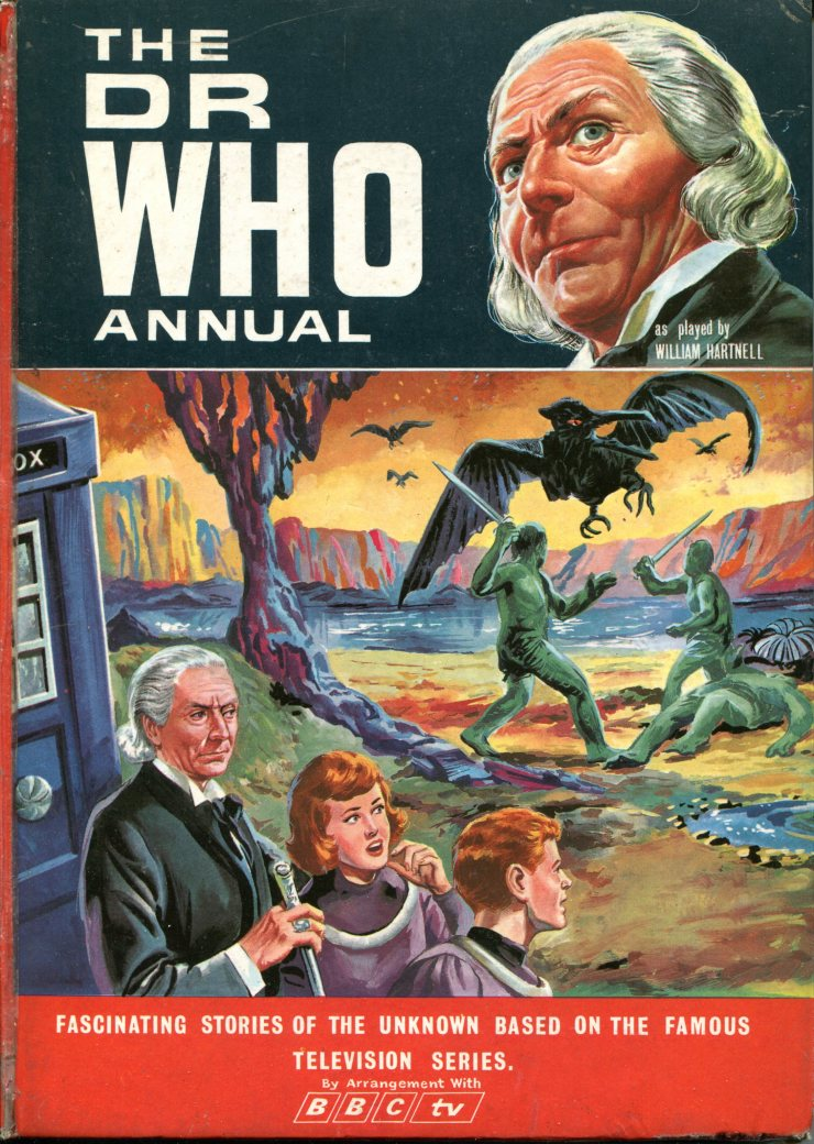 Dr Who Annual 1967 108