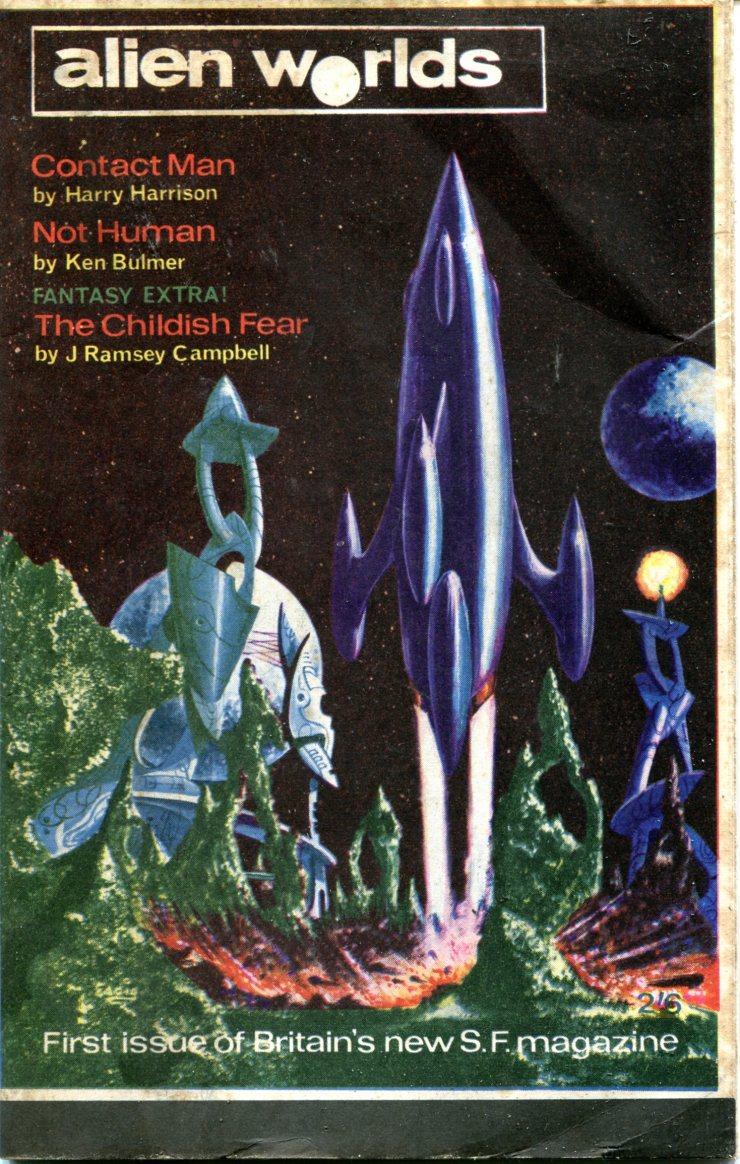 Alien Worlds No 1 115