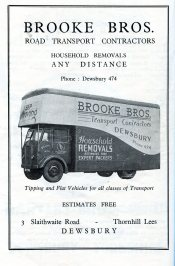 Dewsbury 1952 Brooke Bros 132
