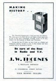 Dewsbury 1952 J W Thornes 130