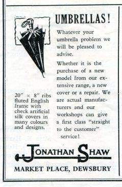 Dewsbury 1952 Jonathan Shaw 136