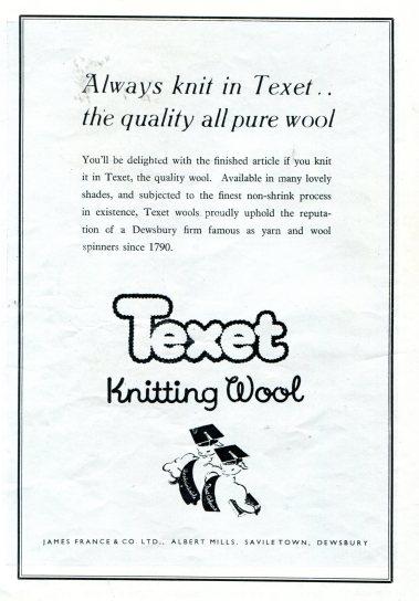 Dewsbury 1952 Texet 129