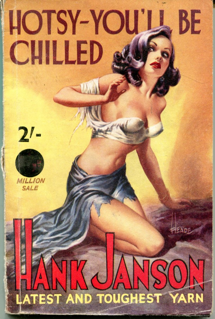 Hank Janson - Hotsy-You'll be Chilled117