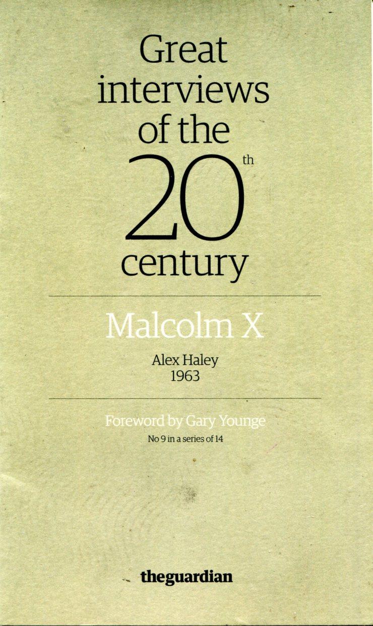 Malcolm X 116