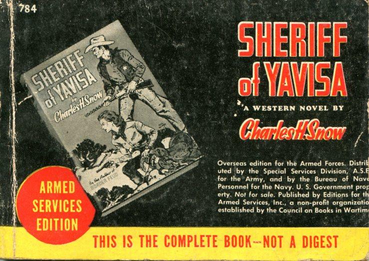 Sheriff of Yavisa 140