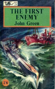 Green John - The First Enemy - Barker Dragon 173