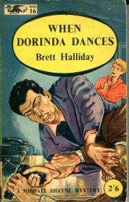 Halliday Brett - When Dorinda Dances - Barker Dragon 168