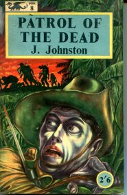Johnston J - Patrol of the Dead - Barker Dragon 159