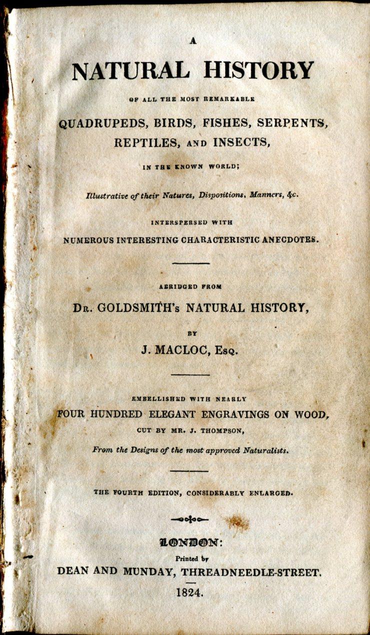 Natural History 148