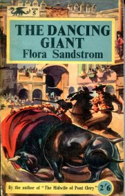 Sandstrom Flora - The Dancing Giant - Barker Dragon 160