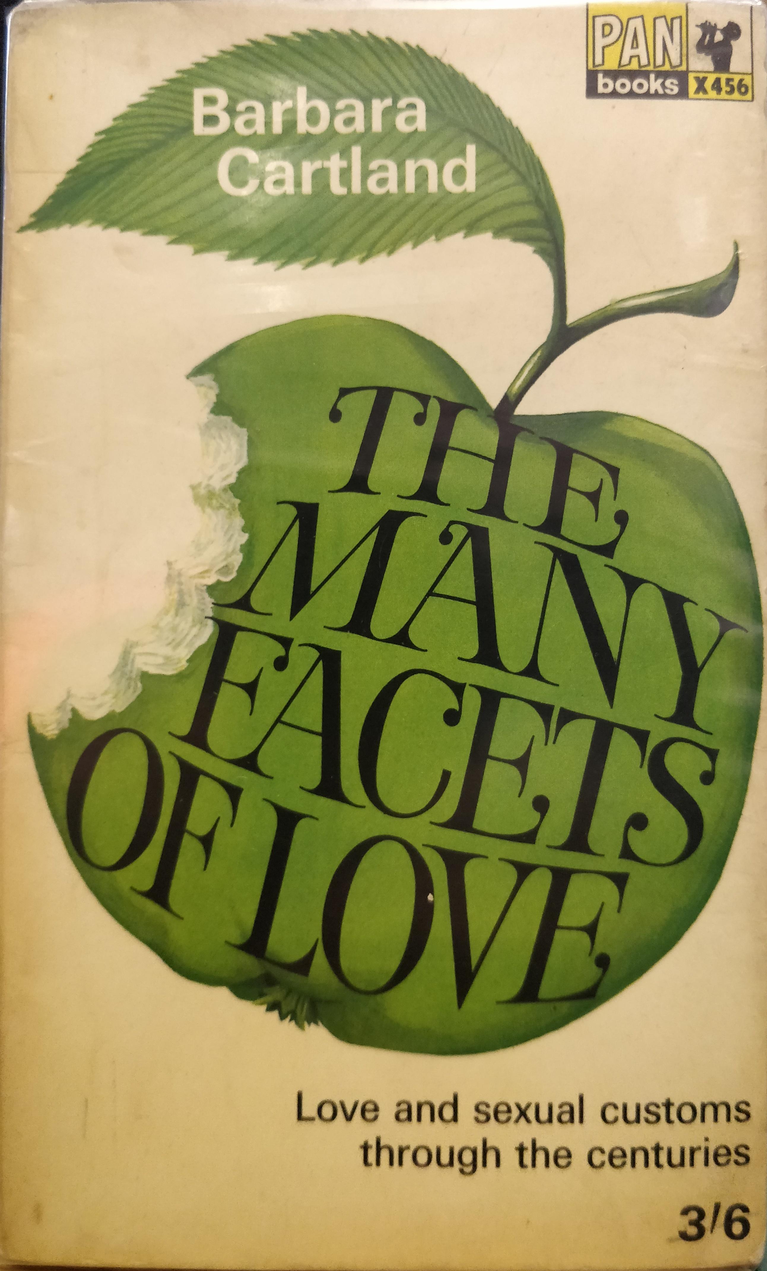 Cartland Barbara - The Many Faces of Love - Pan