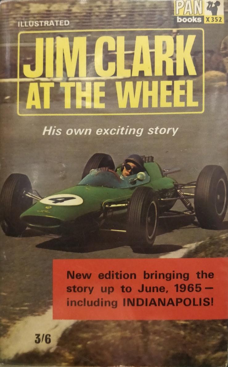 Clark Jim - At the Wheel - Pan X352