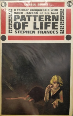 Frances Stephen - Pattern of Life - Consul