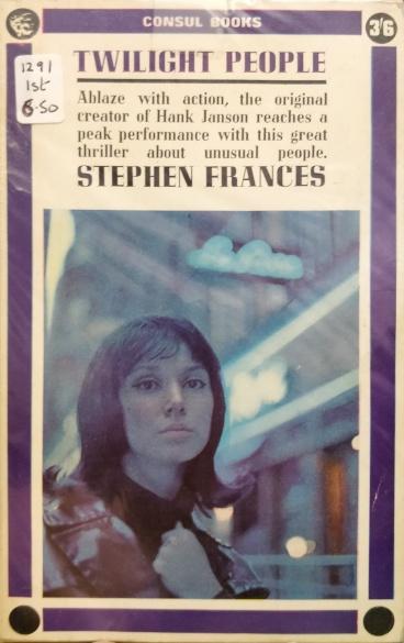 Frances Stephen - Twilight People - Consul
