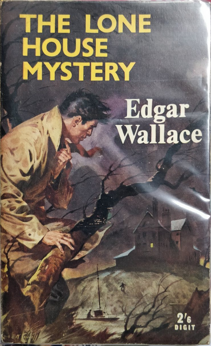 Wallace Edgar - The Lone House Mystery(1)