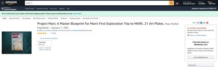 Project to Mars