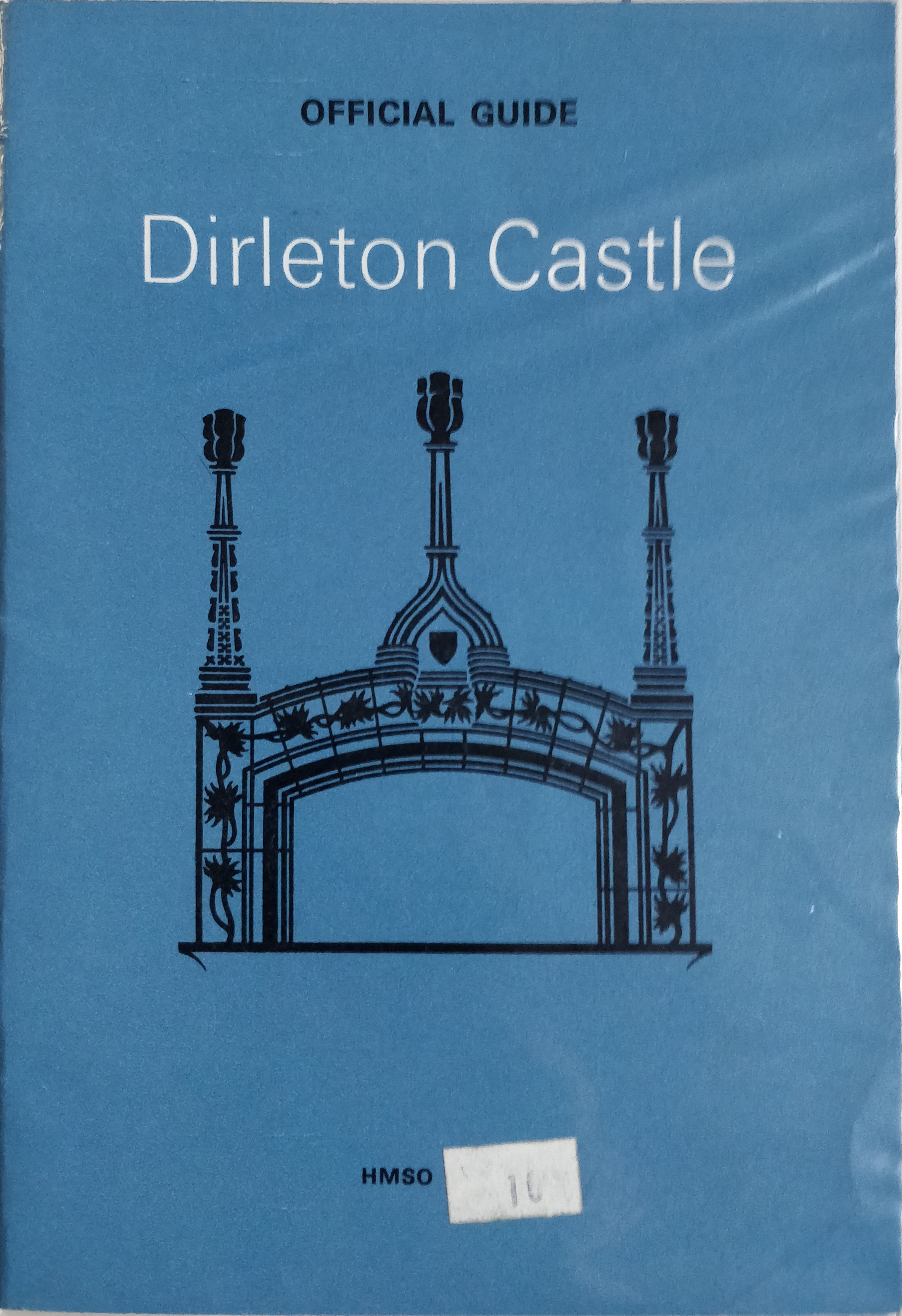 dirleton-castle-hmso